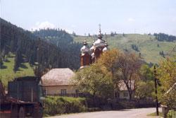 Orthodoxe Kirche in Maramures